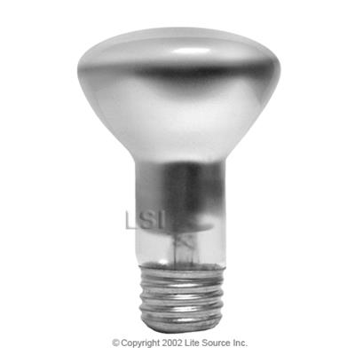 Chromalux 60W Flood Full Spectrum Bulb [R20FL/60]